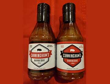 Cunningham's BBQ Sauce
